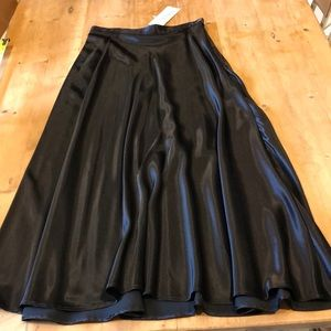 French Connection Flowy Maxi Skirt Sz 8